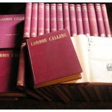 London Calling (Bound volumes) (4)