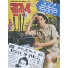 TVT 1987/18 - 25 April-1 May 1987 (HTV and C4) SCOOP - Michael Maloney