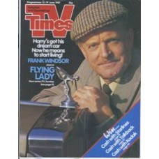 TVT 1987/25 - 13-19 June 1987 (HTV and C4) FLYING LADY - Frank Windsor