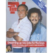 TVT 1986/18 - 26 April-2 May 1986 (TVS and C4) CANNON AND BALL - Tommy Cannon, Bobby Ball.