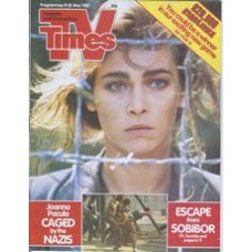 TVT 1987/20 - 9-15 May 1987 (HTV and C4) ESCAPE FROM SOBIBOR - Joanna Pacula