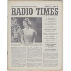 RT 1227 - April 18, 1947 (Apr 20-26) (Scotland) H.R.H. PRINCESS ELIZABETH broadcasts to the youth of the Empire (from Cape Town) (Light) Cover Photo of  the princess.