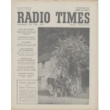 RT 1385 - April 28, 1950 (Apr 30-May 6) (Scottish) COUNTRY MAGAZINE - Eighth Anniversary - with photo of two countrymen with horse and cart.