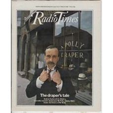 RT 2938 - 1-7 March 1980 THE HISTORY OF MR POLLY with cover photo of Andrew Sachs.