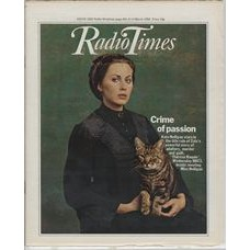 RT 2939 - 8-14 March 1980 THERESE RAQUIN (BBC2) with cover photo of Kate Nelligane.
