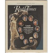 RT 3049 - 17-23 April 1982 LA RONDE (BBC1) the play which shocked Europe in the 1920s… Cover montage of the cast.
