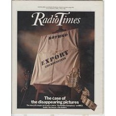 RT 3091 - 5-11 February 1983 THE ROTHKO CONSPIRACY (BBC2) The case of the disappearing pictures. The story of a major art fraud.