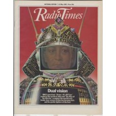 RT 3104 - 7-13 May 1983 (National Edition) IT'S ALL TRUE An Arena special (BBC2) Cover (by Mick Brownfield)