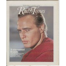 RT 3109 - 11-17 June 1983 (National Edition) MUTINY ON THE BOUNTY with cover photo of Marlon Brando.