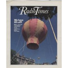 RT 3134 - 3-9 December 1983 [Unpublished / Unavailable] NOT PUBLISHED - THE YEAR OF THE BALLOON