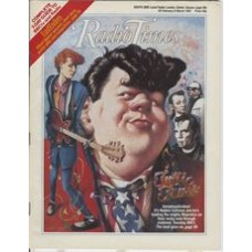 RT 3301 - 28 February-6 March 1987 (South) TUTTI FRUTTI  'The Boy Can't Help It' - with graphic art cover (by John Byrne) featuring Robbie Coltrane.