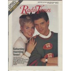 RT 3354 - 12 -18 March 1988  GOING LIVE!  Sarah Greene and Philip Schofield