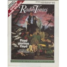 RT 3378 - 27 August-2 September 1988  August Bank Holiday / FLOYD ON BRITAIN AND IRELAND with cover photo of Keith Floyd.