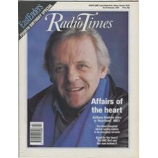 RT 3402 - 18-24 February 1989 HEARTLAND with cover photo of Anthony Hopkins