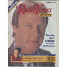 RT 3409 - 8-14 April 1989 OPEN SPACE Dennis Waterman reports on child slavery today