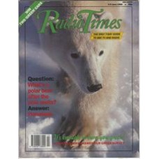 RT 3417 - 3-9 June 1989 CLIMATE IN CRISIS - with cover close-up photo of a polar bear. It's enough to turn you green! 47,000 readers answer our Green Survey.