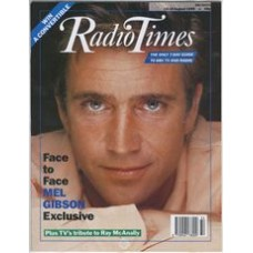 RT 3427 - 12-18 August 1989 THE RIVER - with cover photo of Mel Gibson