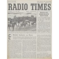 RT 1643 - May 6, 1955 (May 8-14) [Abridged] ROYAL WINDSOR HORSE SHOW - with photo of riding ponies.