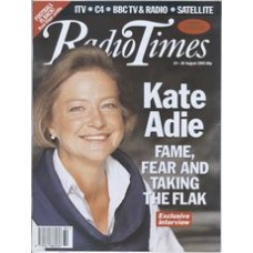 RT 3632 - 14-20 August 1993 Kate Adie - Fame, fear and taking the flak
