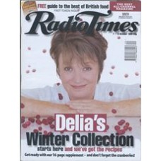 RT 3742 - 7-13 October 1995 (Midland) DELIA SMITH'S WINTER COLLECTION (BBC2)