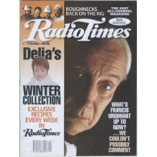 RT 3746 - 4-10 November 1995 THE FINAL CUT (BBC1) with cover photo of Ian Richardson.