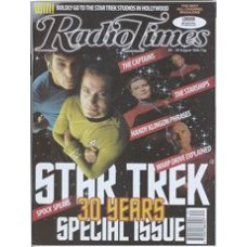 RT 3787 - 24-30 August 1996 (London) STAR TREK – 30th Anniversary Special Issue.