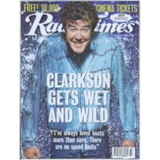 RT 3888 - 15-21 August 1998 (London) TOP GEAR WATERWORLD (BBC2) with cover photo of Jeremy Clarkson.