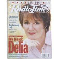 RT 3896 - 10-16 October 1998 (London) DELIA'S HOW TO COOK (BBC2) Delia Smith.