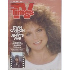 TVT 1985/23 - 1-7 June 1985 (TVS and C4) JENNY'S WAR Dyan Cannon.