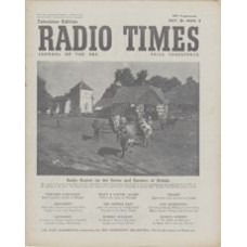 RT 1459 - October 26, 1951 (Oct 28-Nov 3) (Scottish) PASTURE AND PLOUGH Radio Report on the Farms and Farmers of Britain