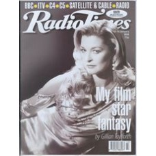 RT 3857 - 10-16 January 1998 (London) EASTENDERS (BBC1) Gillian Taylforth.