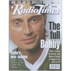 RT 3858 - 17-23 January 1998 (North West) LOOKING AFTER JO JO (BBC2) Robert Carlyle.