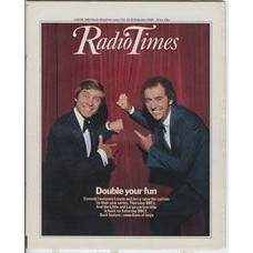 RT 2937 - 23-29 February 1980 (North) LENNIE AND JERRY (BBC1) with cover photo of Lennie Bennett and Jerry Stevens.