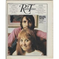 RT 2436 - 16 July 1970 (18-24 Jul) (South & West) IT'S LULU (BBC1) with cover photo of Lulu and Maurice Gibb