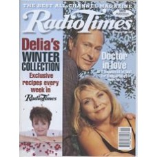 RT 3743 - 14-20 October 1995 (South West) DANGERFIELD (BBC1) Amanda Redman, Nigel Le Vaillant plus Delia's Winter Collection.