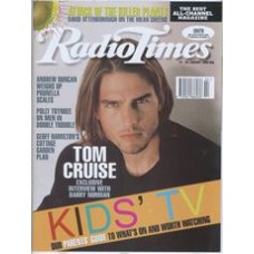RT 3704 - 14-20 January 1995 (South West) TOM CRUISE: A FILM 95 SPECIAL (BBC1) Tom Cruise