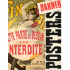 RICKARDS (Maurice) BANNED POSTERS