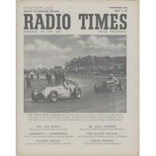 RT 1386 - May 5, 1950 (May 7-13) (Northern Ireland) MOTOR RACING The Grand Prix D'Europe.