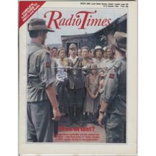 RT 3178 - 6-12 October 1984 (West) TENKO (BBC1) The Japanese surrender and the women are liberated.