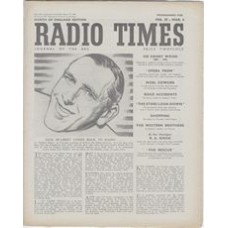 RT 1272 - February 27, 1948 (Feb 29-Mar 6) (Northern Ireland) HULBERT HOUSE (Home Services) Cover illustration - Jack Hulbert comes back to radio...