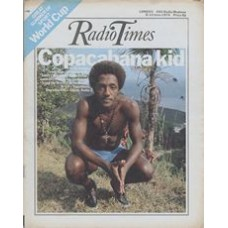 RT 2639 - 6 June 1974 (8-14 Jun) (East Anglia) WORLD CUP with cover photo of Paulo Cesar.