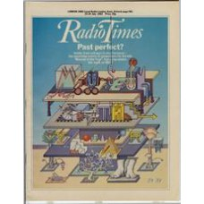 RT 3115 - 23-29 July 1983 (South West) MUSEUM OF THE YEAR (BBC2 New series) with cover illustration by Peter Bentley.