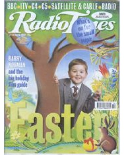 RT 3920 - 3-9 April 1999 (West/Wales) EASTER What's on for the small people - with cover photo of Scott Chisholm.