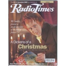 RT 3956 - 11-17 December 1999 (London) DAVID COPPERFIELD  (BBC1) with cover photo of Nicholas Lyndhurst (Christmas Preview)