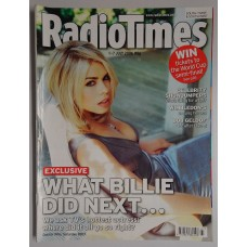 RT 4291 - 1-7 July 2006 (South / West & SouthWest)   DOCTOR WHO with cover photo of Billie Piper.