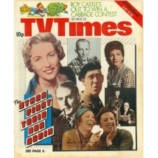 TVT 1975/29 - July 12-18 1975 (ATV/Midland) THE DAY WAR BROKE OUT - with cover montage ofVera Lynn, Bing Crosby, Margaret Lockwood, Jack Warner, Tommy Trinder, Richard Murdoch, Arthur Askey, and Elsie and Doris Waters
