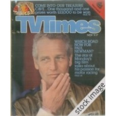 TVT 1978/46 - November 11-17, 1978 (London - Thames/LWT) THE MACKINTOSH MAN - with cover photo of Paul Newman.