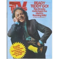 TVT 1987/11 - 7-13 March 1987 (TVS and C4) RUNNING WILD - Ray Brooks