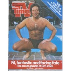 TVT 1987/15 - 4-10 April 1987 (TVS and C4) LIVE FROM THE LONDON PALLADIUM - Tom Jones