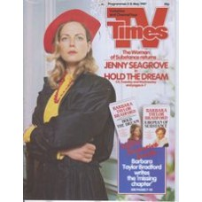 TVT 1987/19 - 2-8 May 1987 (TVS and C4) HOLD THE DREAM - Jenny Seagrove